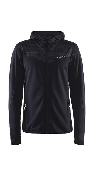 Craft Breakaway sweater zwart